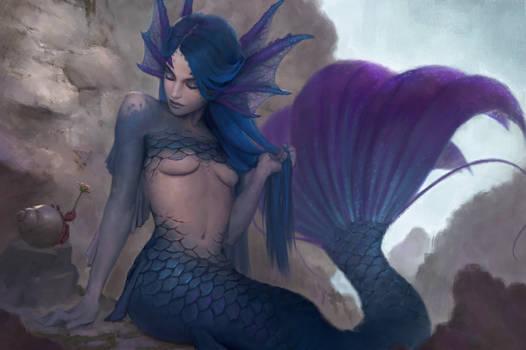 #003 Mermaid