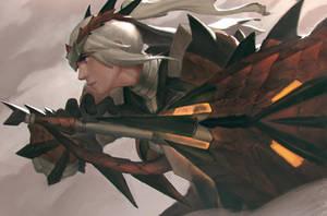 dreaded King by DigitalSashimi