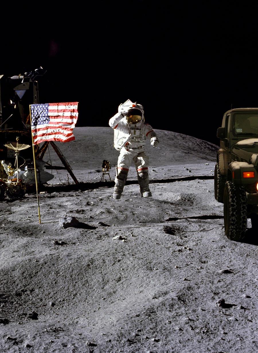 lunar landing hoax updates - photo #43