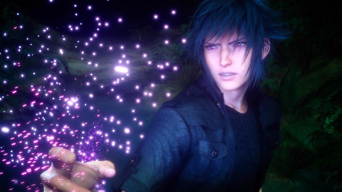 Noctis Lucis Caelum Final Fantasy Xv Artwork Hd Games 4k: Final Fantasy XV (HD) By Nanin