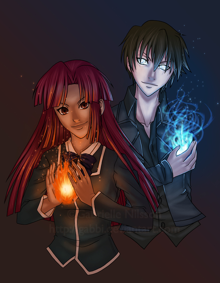 Kaze No Stigma By Gabbi On DeviantArt