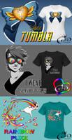 GaNil t-shirts #1