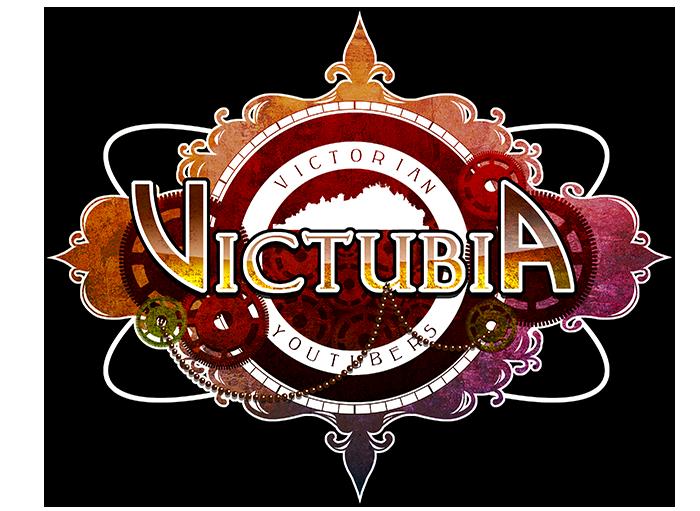 VICTUBIA - Logo by Gabbi