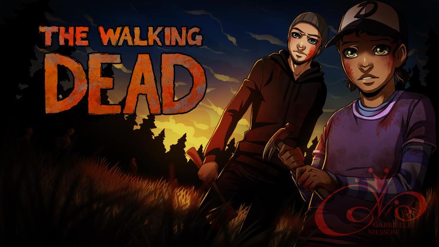 The Walking Dead - Season 2 by Gabbi