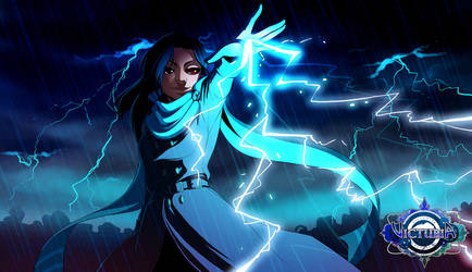 Victubia - The Storm Bringer by Gabbi