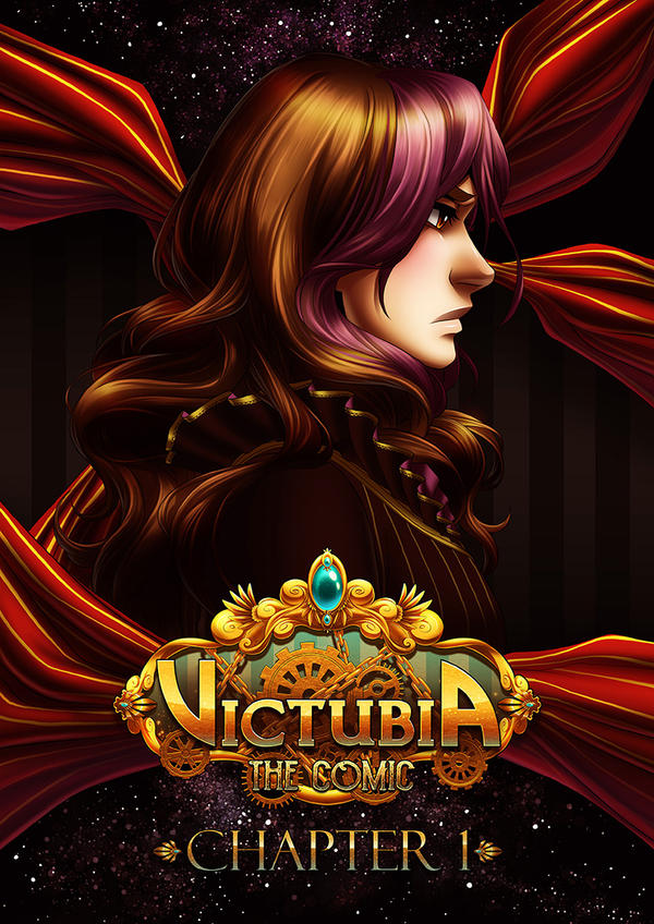 VICTUBIA - Chapter 1 Cover by Gabbi