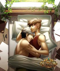 Victubia - Morning Cuddles by Gabbi