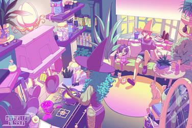Witch House by Gabbi