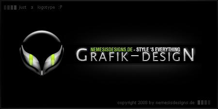 Just a logotype by matthiasmuth