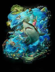 SiamOceanWorld - Ocean Theme