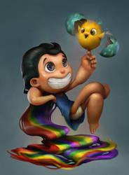 Happiness Reborn - Running Rainbow 2013