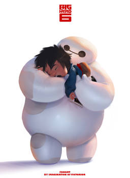 The hug of big brother