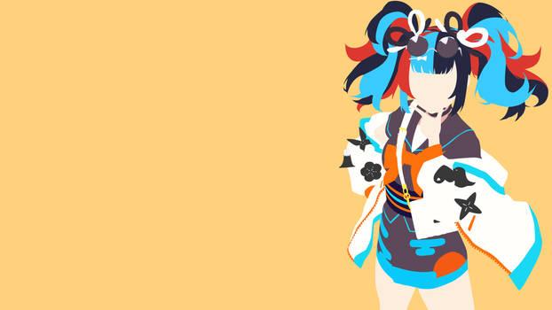 Sei Shonagon Wallpaper