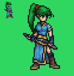 Lyn [Fire Emblem]