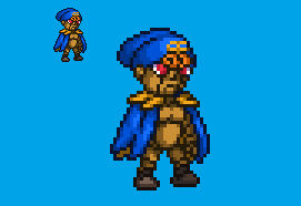 Geno, Messenger from the Stars! [Super Mario RPG]