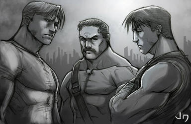 Ultimate Final Fight