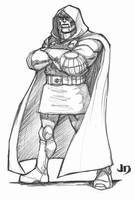 DSC - Doctor Doom by arsenalgearxx