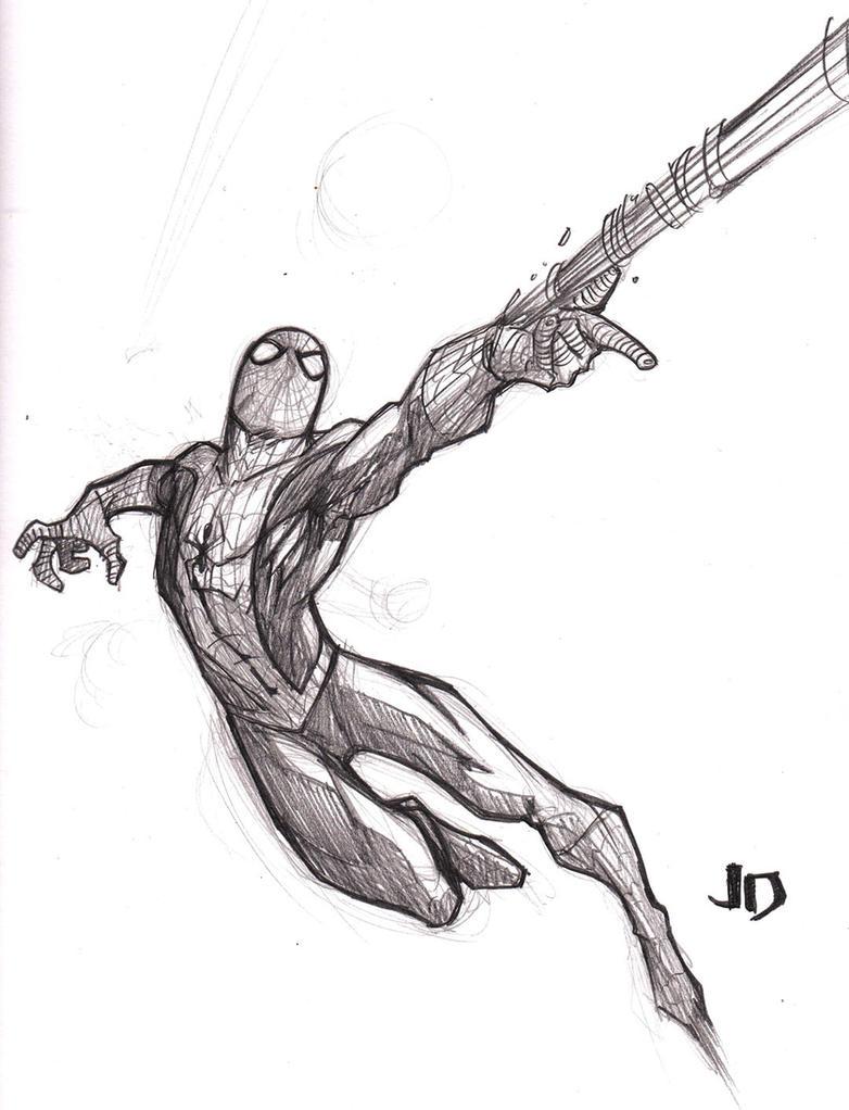 DSC - Spider-Man by arsenalgearxx