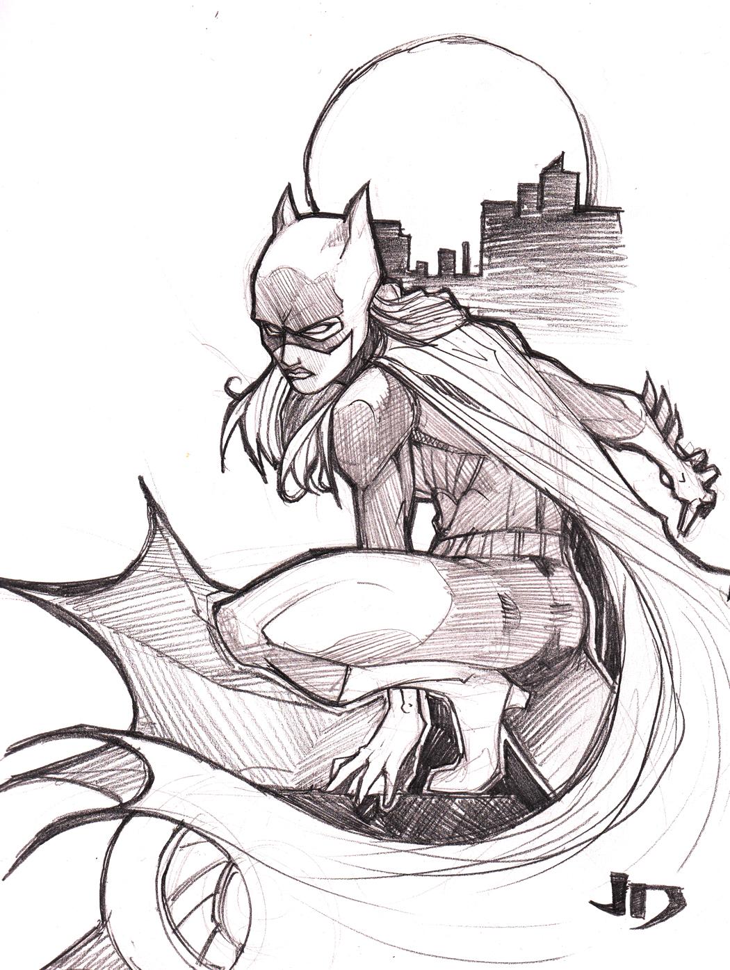 DSC - Batgirl by arsenalgearxx