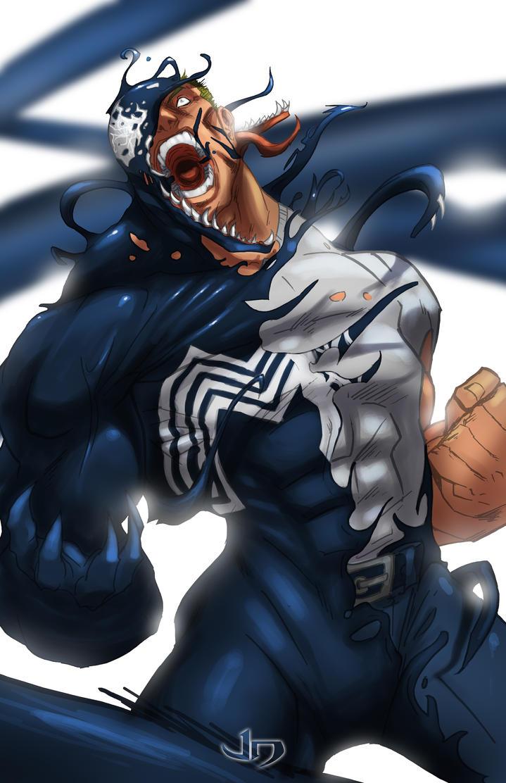 We Are Venom by arsenalgearxx