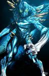 Glacius by arsenalgearxx