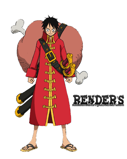luffy one piece film z
