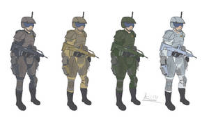 FCS Camouflage