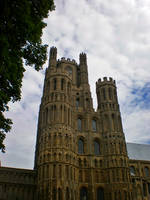 Ely Cathedral side by Gardek