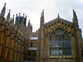 Ely Cathedral East side by Gardek