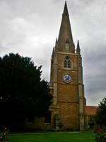 St Mary's Parish Church by Gardek