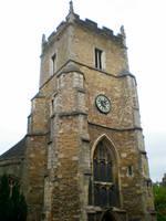 Church in Cambridge by Gardek