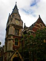St Catharine's College by Gardek