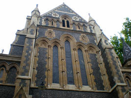 Southwark Cathedral by Gardek