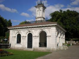 White chapel by Gardek
