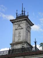 Top of the white chapel by Gardek