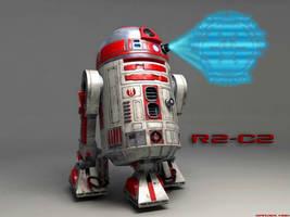 R2-C2 by Gardek