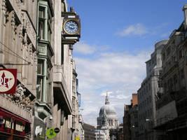 Fleet Street by Gardek