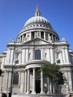 Saint Paul's Cathedral side by Gardek