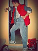 Marty McFly cosplay by Gardek
