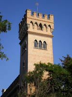 Palace of Lebrija tower by Gardek
