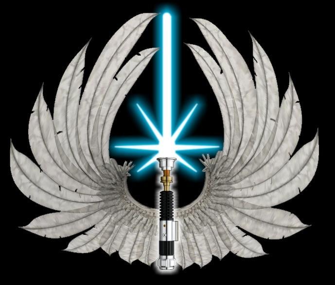 Realistic Jedi Order Logo By Gardek On Deviantart