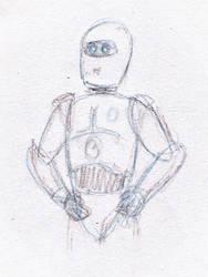 C-3VE sketch by Gardek
