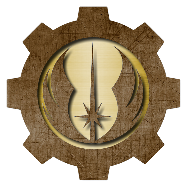 SteamJedi logo by Gardek
