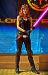 Mara Jade at JEHES VIII