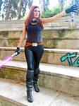 Mara Jade cosplay - Kotobukiya