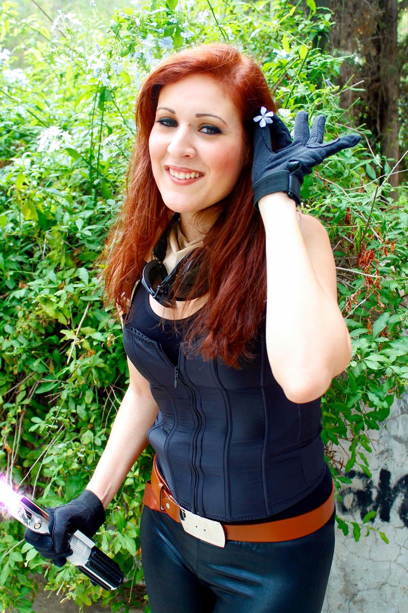 Mara Jade cosplay - Disney princess by Gardek