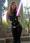 Mara Jade cosplay - Sexy