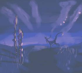 [ani] gallop by AlanaHikariChan