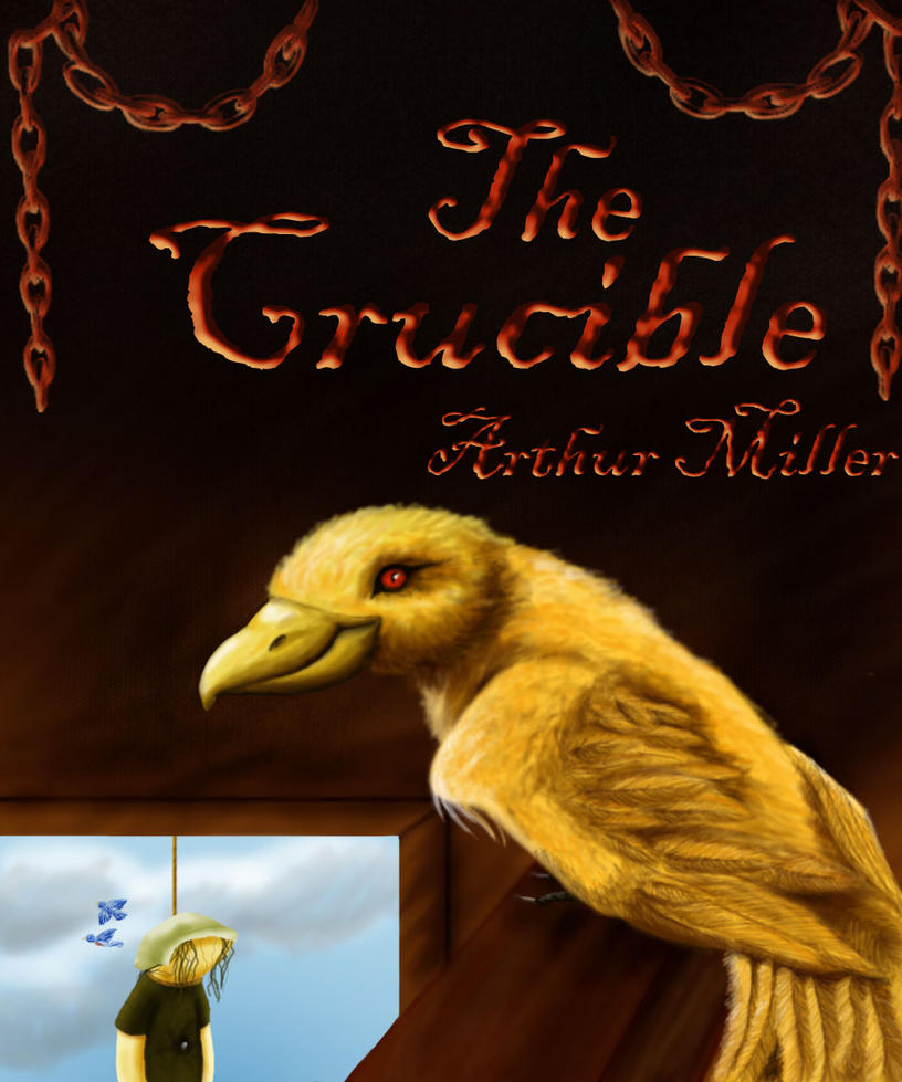 the crucible yellow bird