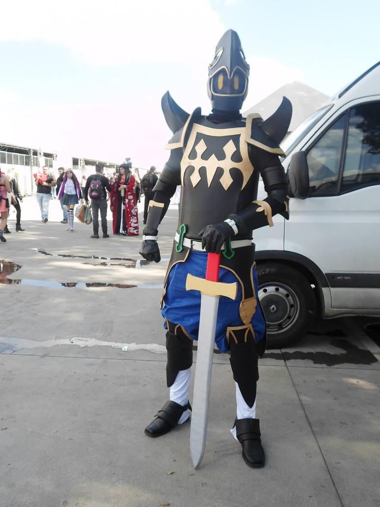 Dark Knight ~ Final Fantasy Tactics by LRCoslovers